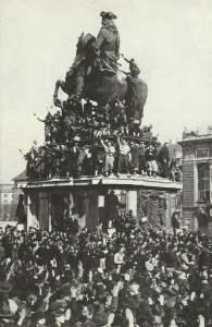 Anschluss von Österreich