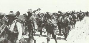 Könglich-Irisches Regiment in Mesopotamien