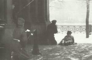 Schiessereien Petrograd