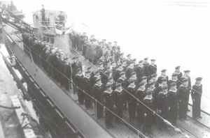 U-123 vom Typ IX B