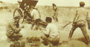 107-mm-Feldgeschütz Modell 1910