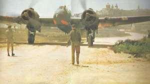 Beaufighter Mk IF auf Malta