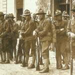 Amerikanische Soldaten in Frankreich