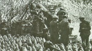 305-mm-BL-Belagerungshaubitze
