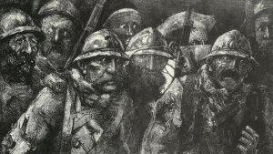 Grummeln in der frranzösischen Armee