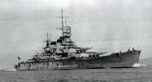 Schlachtschiff Roma