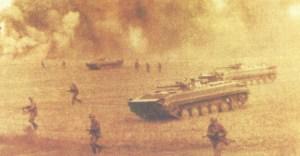 BMP-1 Schützenpanzern