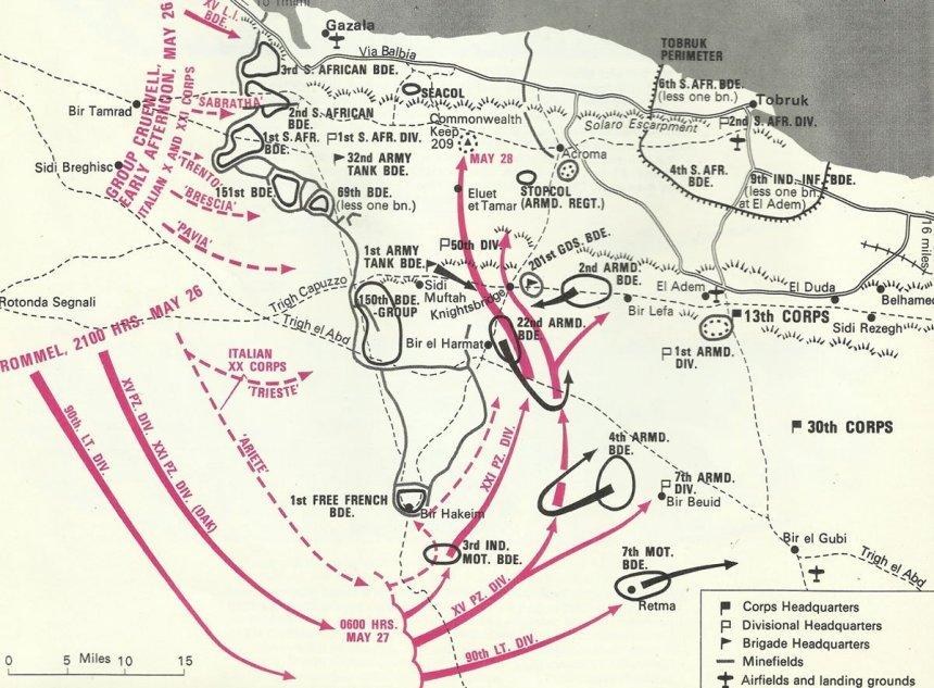 Schlacht um die Ghasala-Linie