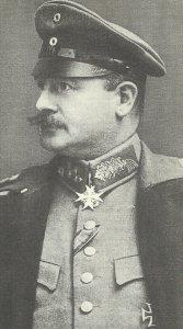 Generalleutnant Wilhelm Groener