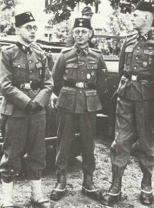 SS-Militärpolizei der kroatischen Handschar-Division