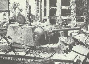 KW-1 Modell 1941
