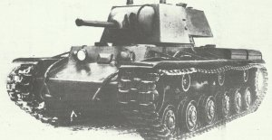 KW-1 Modell 1940
