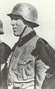 Angehöriger der Norwegische Freiwilligen-Legion