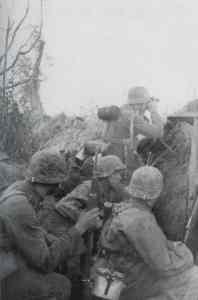 Totenkopf-Soldaten 1942