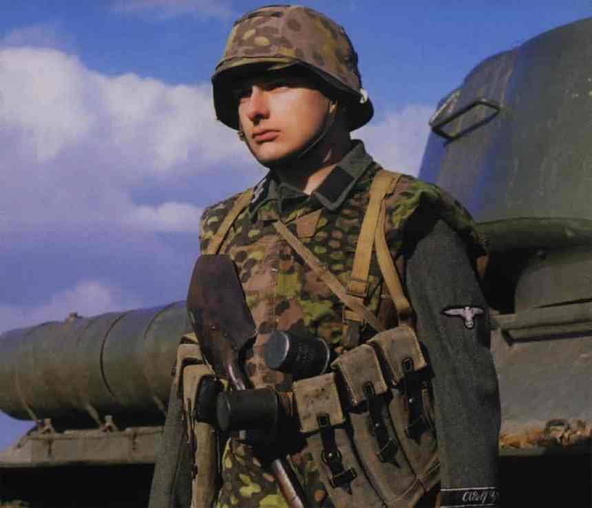 Soldat der LSAAH