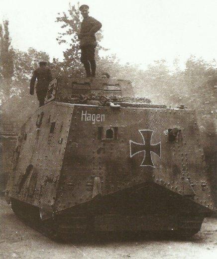 A7V Panzer
