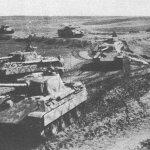 Panther-Panzer der Wiking-Division