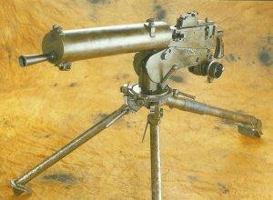 Polnisches schweres Maschiengewehr Modell 1930
