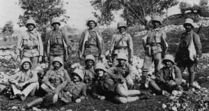 'Sturmpatrouille' der österreich-ungarischen Armee