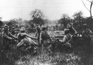 Schlacht von Nyangao und Mahlwa