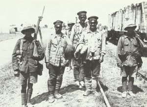 Bulgarische Kriegesgefangene