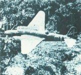 japanischer Ki-21 'Sally'-Bomber