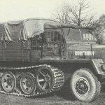 Schwerer Wehrmachtsschlepper der Firma Tatra