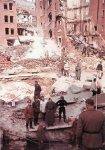 Stuttgart nach Luftangriff