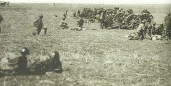 Britische Artillerie in Palästina