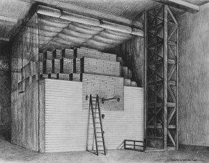 Der erste Nuklear-Reaktor