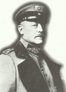 General Oskar von Hutier