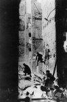 Russische Scharfschützen in Stalingrad