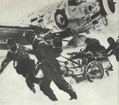 Ju 52 im Kessel von Stalingrad