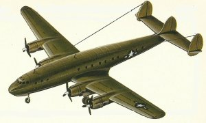 Lockheed C-69 Constallation