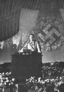 Göring zum 10. Jahrestag der Machtergreifung