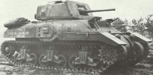 kanadische Kampfpanzer Ram I