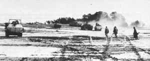 Verbände der 4. Panzerarmee bei Gegenangriffen