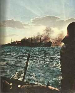 U-Boot gibt Fangschuss