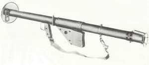 Raketenwerfer M1A1 Bazooka