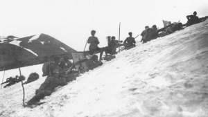 Türkische Ski-Gebirgstruppen