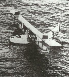 Curtiss H-12 Flugbooten