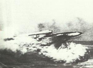 V-1 beim Start