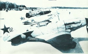 MiG-3 Jagdflugzeuge
