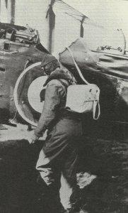 Fallschirm 1. Weltkrieg