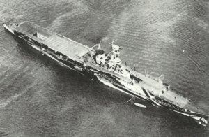 'HMS Furious' 1918
