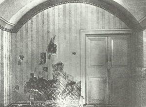 Zimmer Jekaterinburg Zarenfamilie ermordet
