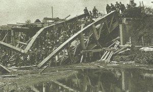 Deutsche Truppen überqueren die Marne