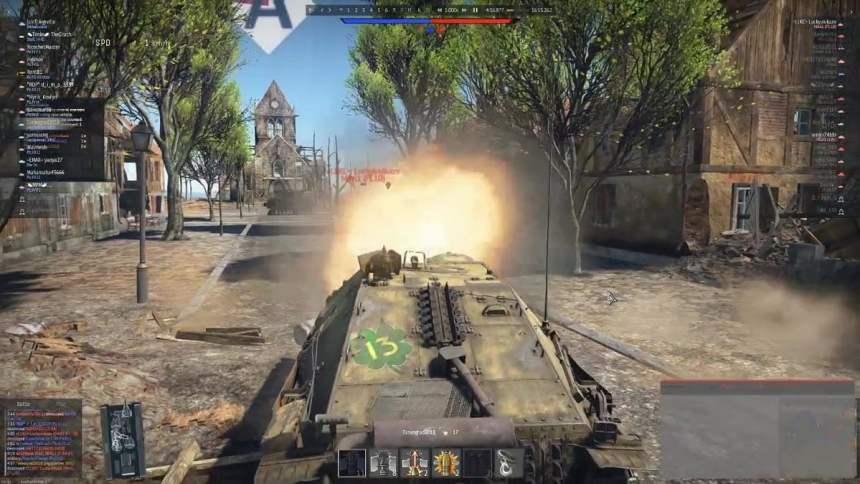 Jagdpanzer 38(t) Hetzer War Thunder