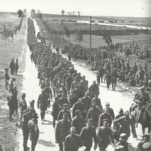 Schwarzen Tag der deutschen Armee