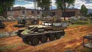 Fla-Panzer Gepard